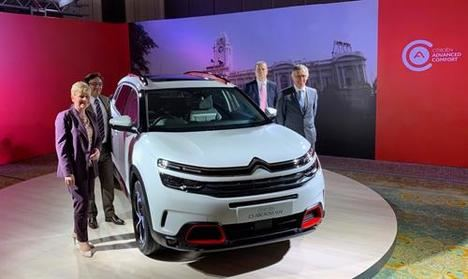 Citroën a la conquista del mercado indio