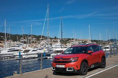 Citroën y conductor, aliados para viajar seguro
