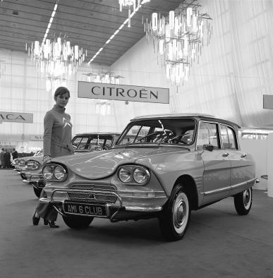 Cita con la historia, nacimiento del Citroën AMI6
