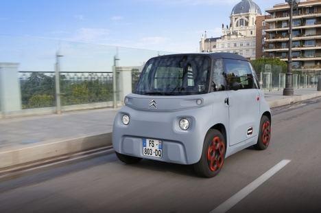 El nuevo Citroën Ami sale a conquistar las calles españolas