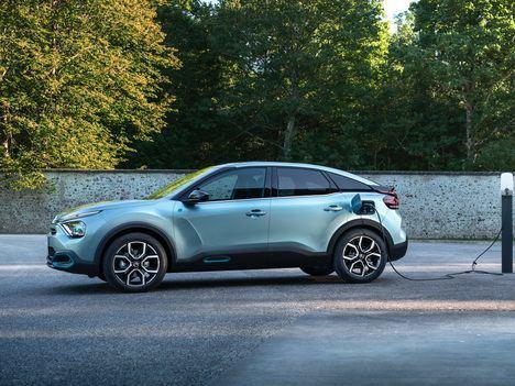 Citroën ë-C4 100% eléctrico