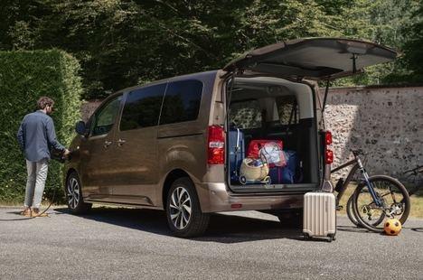 Citroën ë-Space Tourer 100% eléctrico