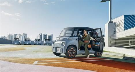 Citroën AMI 100% eléctrico