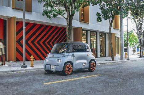 Citroën Ami, el mejor amigo de las distancias cortas