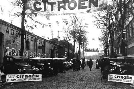 André Citroën, el visionario que acercó los coches a las personas