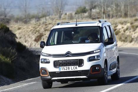 Citroën Berlingo, útil, práctico y polivalente
