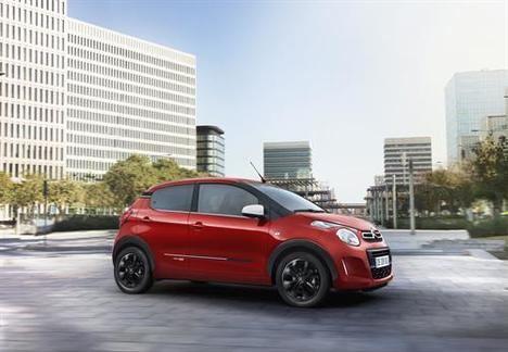 Citroën C1 Urban Ride, nueva colección