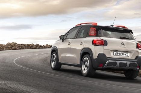 Nuevo motor para el Citroën C3 Aircross