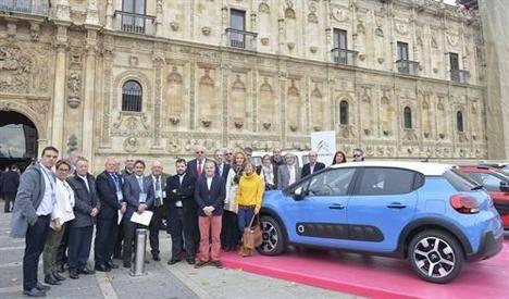 La exclusiva Connectedcam Citroën del nuevo C3