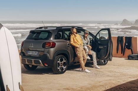 Nueva serie especial Rip Curl para el Citroën C3 Aircross