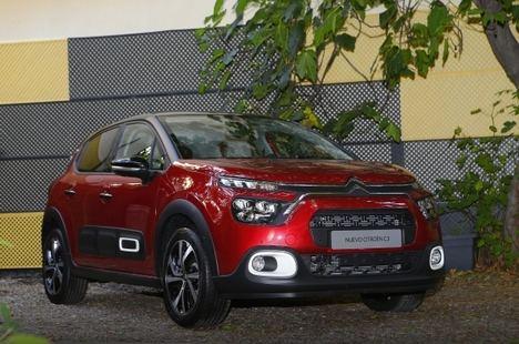 """Nuevo Citroën C3, más """"trendy"""" que nunca"""
