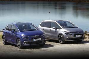 500.000 unidades vendidas del Citroën C4 Picasso