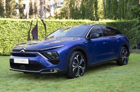 Nuevo Citroën C5 X