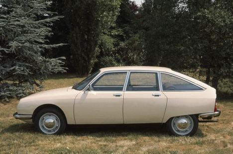 Del Citroën GS a los nuevos C4 y ë-C4