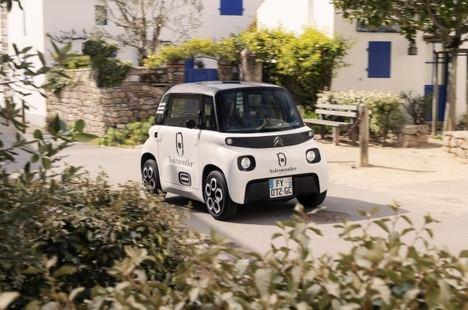 My Ami Cargo de Citroën