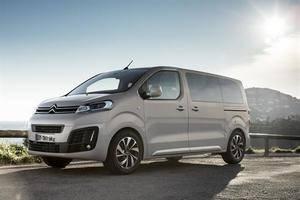 La esencia del Citroën SpaceTourer