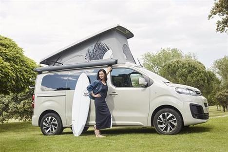 Citroën SpaceTourer camperizado
