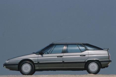 Citroën XM, la génesis de las grandes berlinas de los años 90