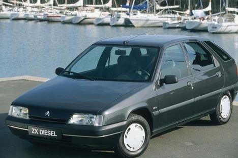 """El Citroën ZX """"Made in Spain"""" celebra su 30 cumpleaños"""