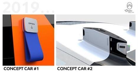 Citroën anuncia dos Concept Cars en el Salón de París