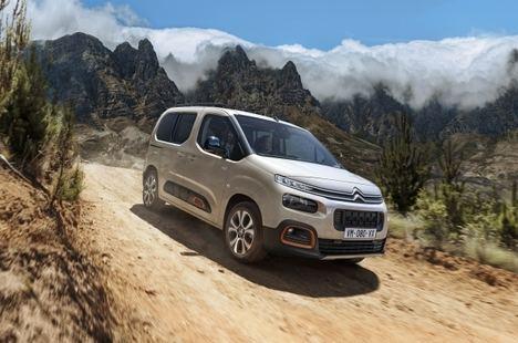 El Citroën Berlingo estrena gama