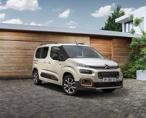 Tercera generación del Citroën Berlingo