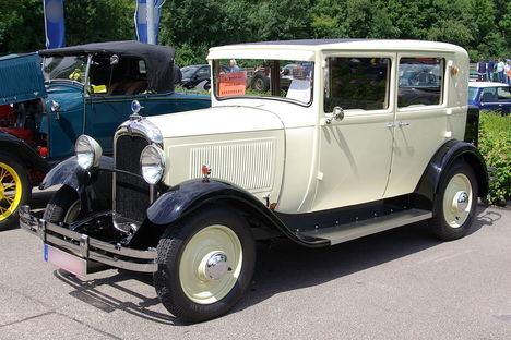 Nueve décadas de Citroën C4