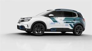El nuevo SUV C5 Aircross, representa la nueva imagen de Citroën
