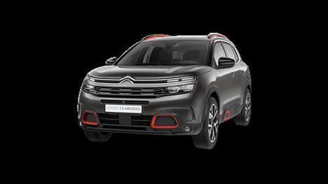 Nuevo SUV de Citroën, el C5 Aircross