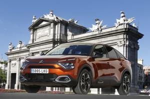 Los Citroën más castizos fabricados en Madrid