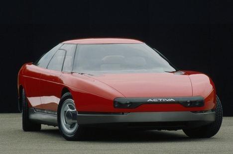 Concept Car Citroën Activa, cita con la historia