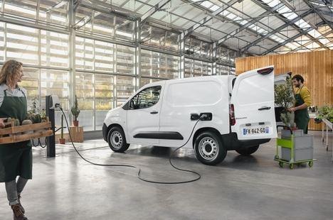 Nuevo Citroën ë-Berlingo Van