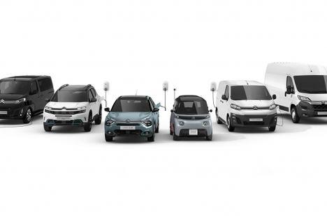 La visión de Citroën, electrificación para todos