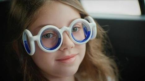 Seetroën, las gafas de Citroën que renuevan el gusto de viajar