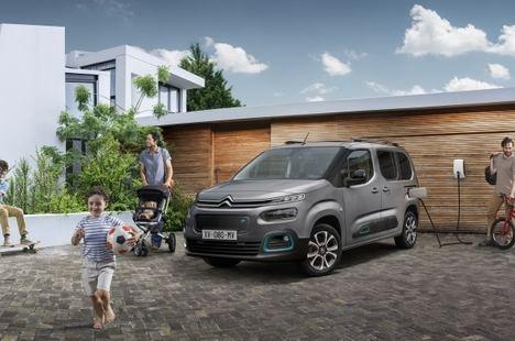 Gama electrificada de Citroën para todos