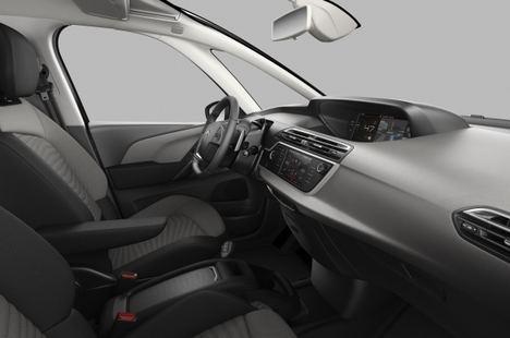 Citroën Grand C4 SpaceTourer C-Series