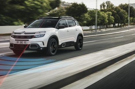 Highway Driver Assist de Citroën