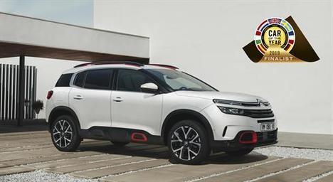 2018, un año de éxitos para Citroën