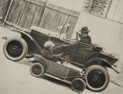 André Citroën, el visionario que cambió el automóvil