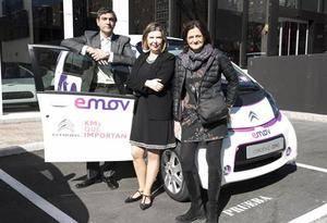 Citroën y Emov suman fuerzas y kilómetros