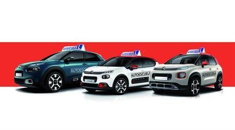 Aprender a conducir con Citroën tiene sus ventajas
