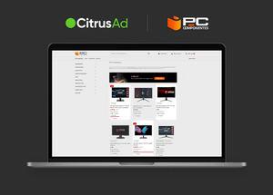 CitrusAd se convierte en la nueva plataforma de Retail Media de PcComponentes