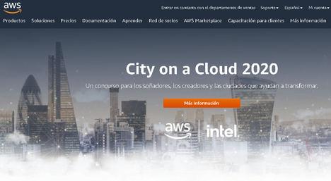 El Ayuntamiento de Madrid nombrado finalista del concurso