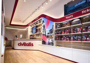 Civitatis.com vuelve a apostar por el canal offline y reabre su Flagship Store en el centro de Madrid