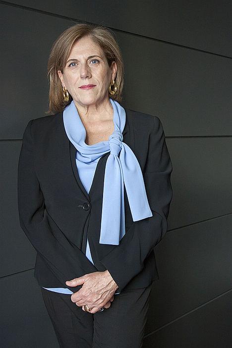 Clara Oller, CEO de Laboratorios Vilardell.