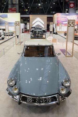 Centenario de Citroën en Classicauto
