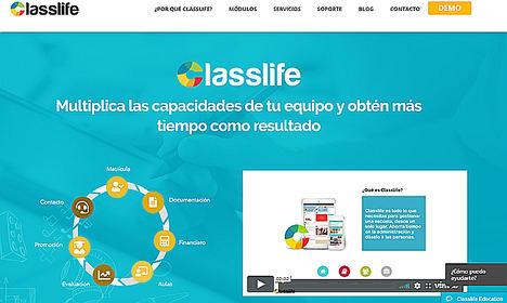 Lanzan una nueva plataforma para la gestión de colegios y academias de barrio