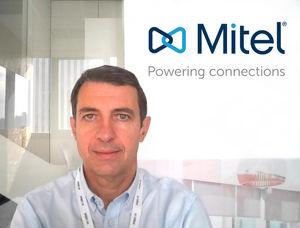 Claudio Morán, Mitel.
