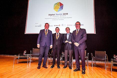 El Congreso Digital Tourist 2019, organizado por AMETIC, consolida la importancia del binomio turismo y tecnología
