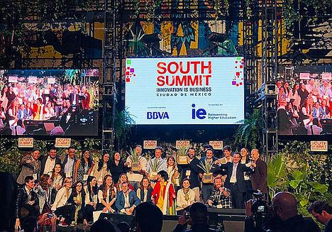 La startup española Bdeo, ganadora de South Summit México